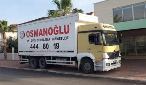 Osmanoğlu Nakliyat